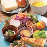 10食限定「ワンプレート(パン・スープ付)」1290円
