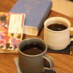 「コーヒー」500円。テイクアウトもできる