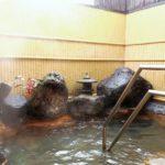 2つの源泉から引くため、常に鮮度の高い温泉が楽しめる