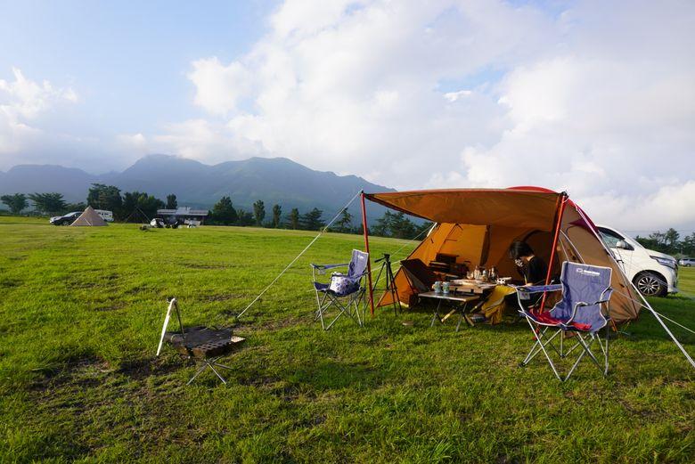 女子キャンプデビューしてみない?絶景とカフェが楽しめるキャンプ場をレポート!