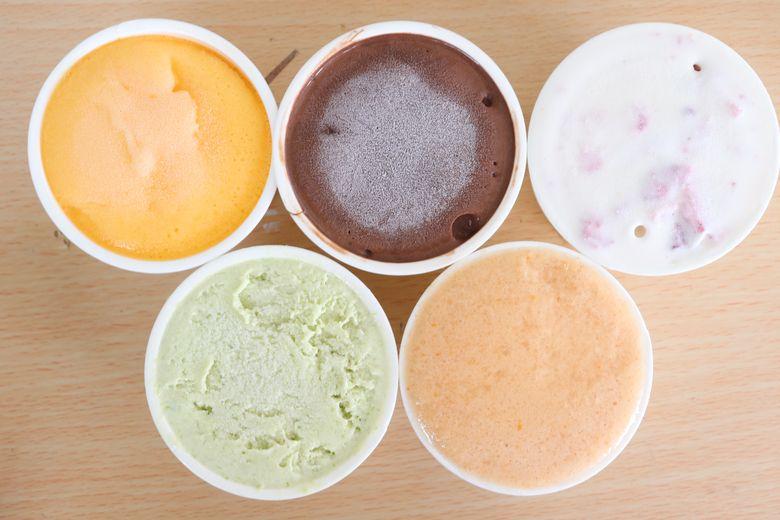 """狙うは""""毎月最終土・日曜""""! 変わり種アイスとの出合いも楽しい、月1回営業のアイスクリームパーラー"""