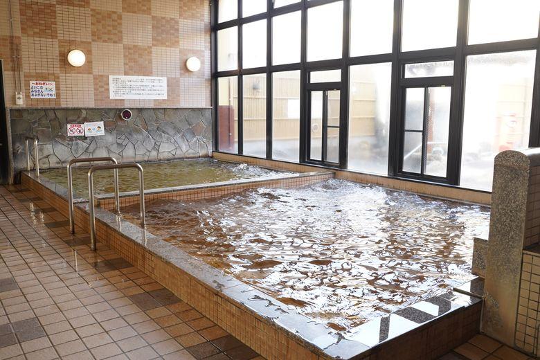 休憩 サウナ 水 風呂