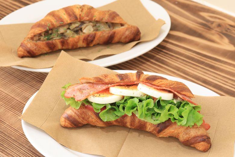 【指令㉑】街なかでテイクアウトできるワンハンドグルメ~サンドイッチ編~3選