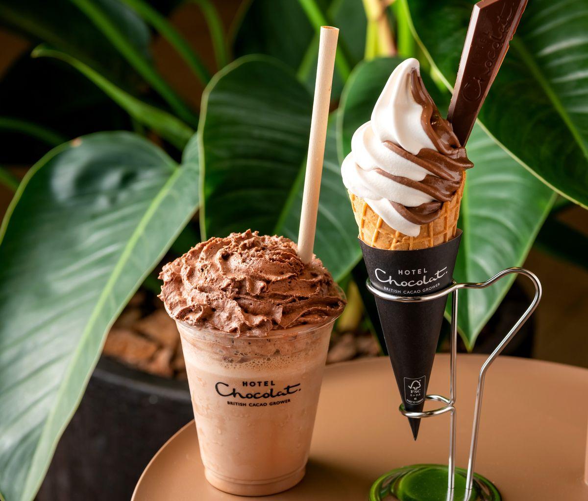 【開店レポ】チョコ、カフェ、ビューティーの3拍子が揃う『ホテルショコラ』がアミュプラザおおいた内にオープン!