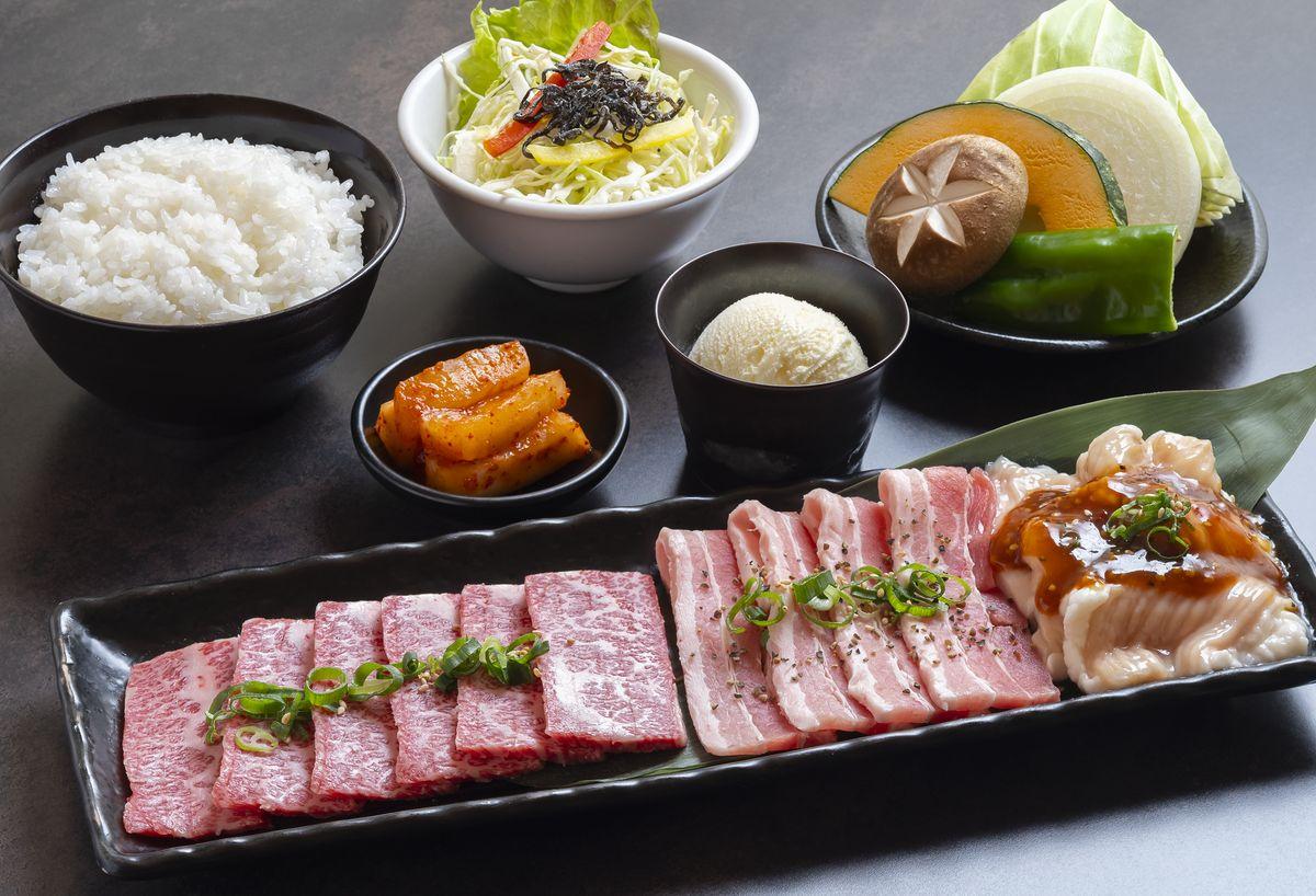 個室でゆったり♩お得な焼き肉ランチが堪能できるお店4選